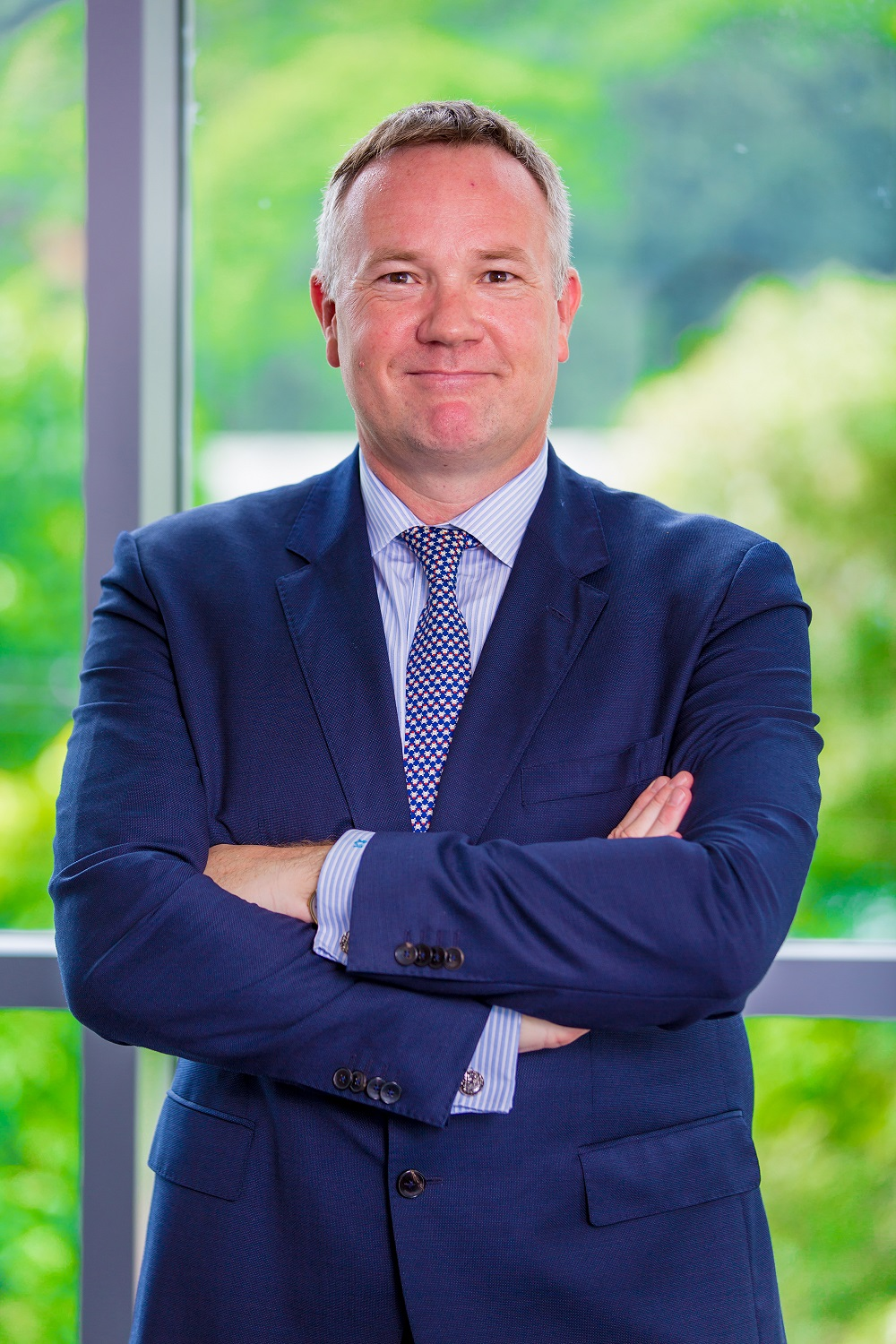 Chief Executive Officer of Air Seychelles - Remco Althuis