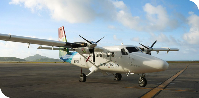 Air Seychelles domestic services