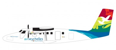Air Seychelles domestic twin otters