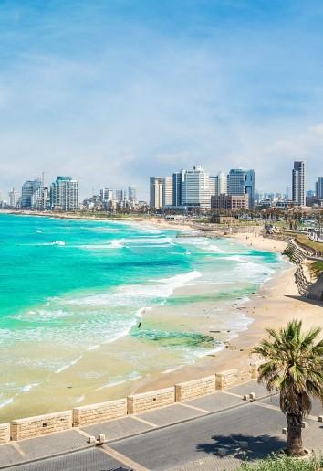 Côte de Tel Aviv