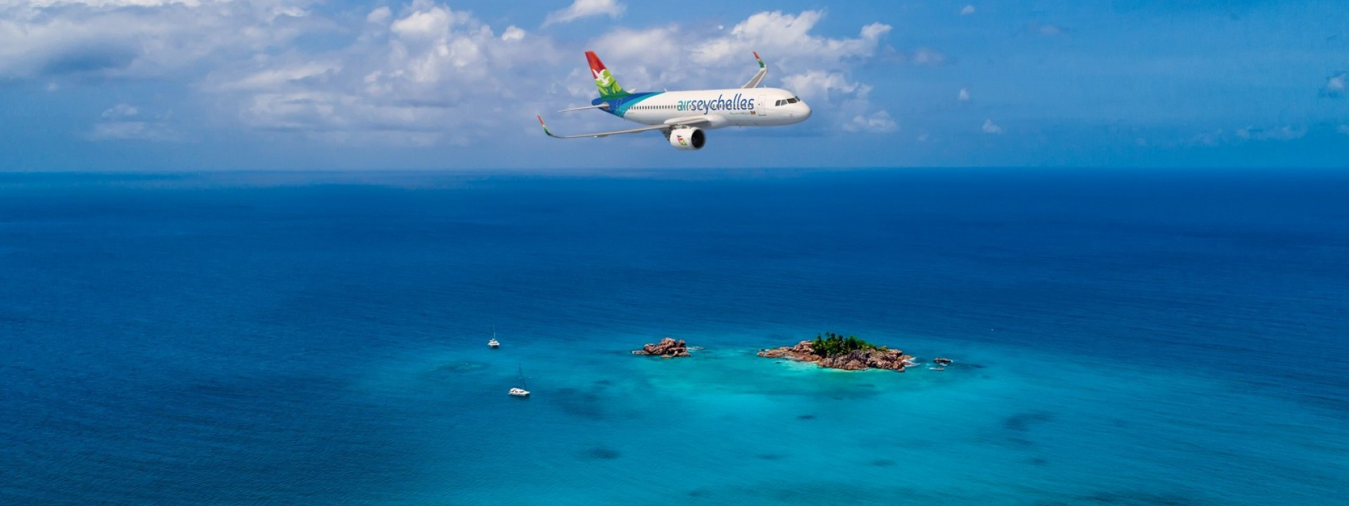 Air Seychelles We'll be back stay safe COVID-19 flights