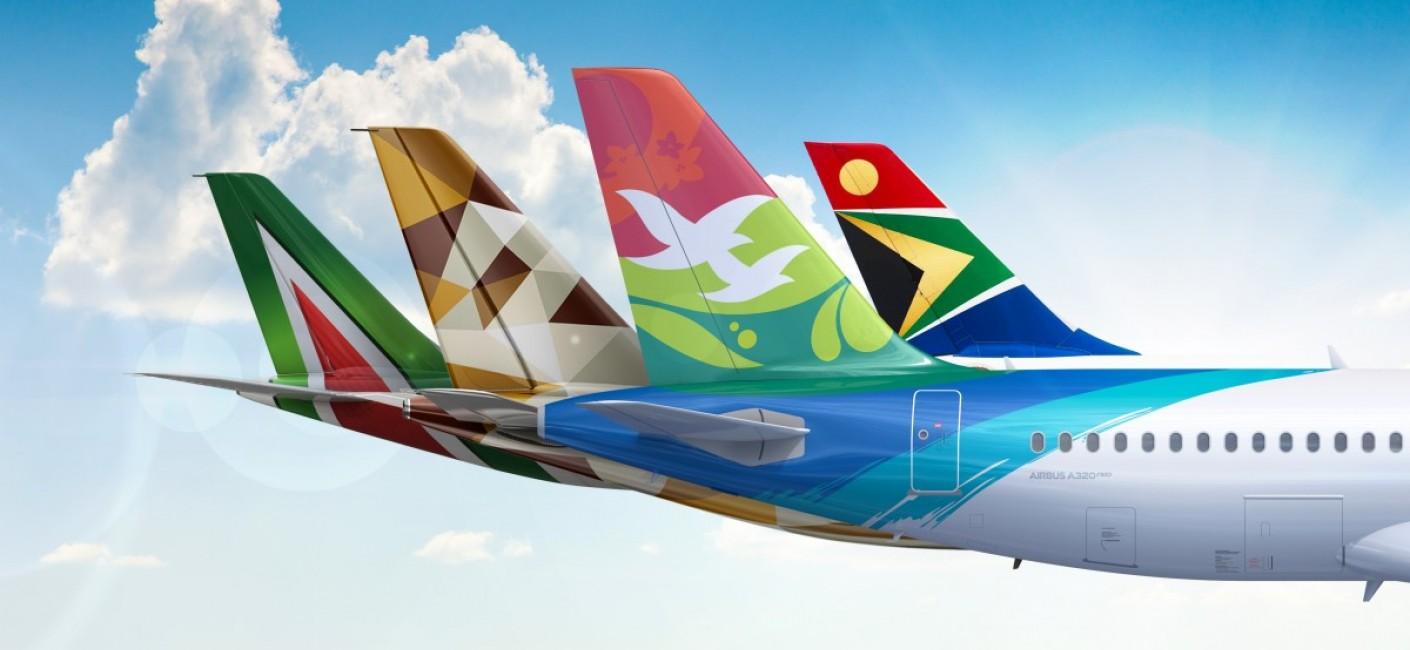 Codeshare Partners' Plane Tails