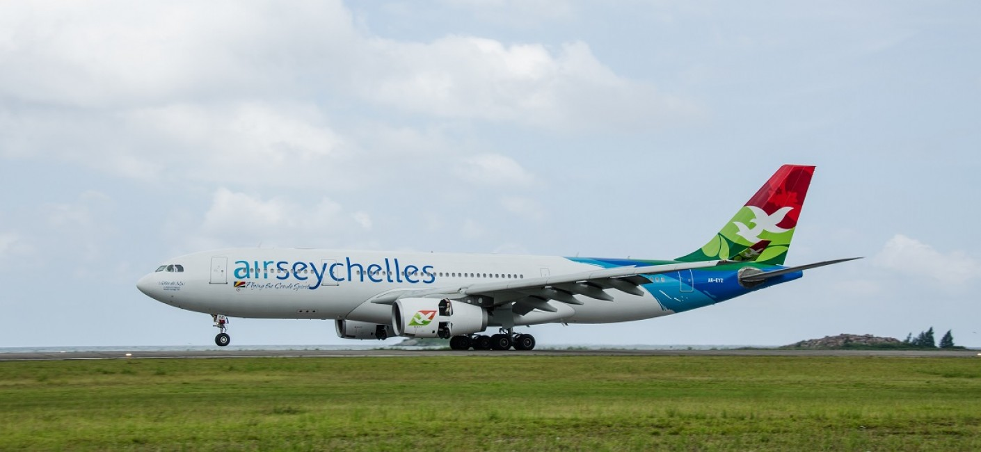 Air Seychelles operates a modern fleet of Airbus aircraft
