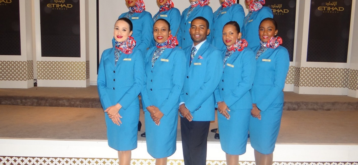 10 Air Seychelles cabin crew graduate from the Etihad Airways Training Academy
