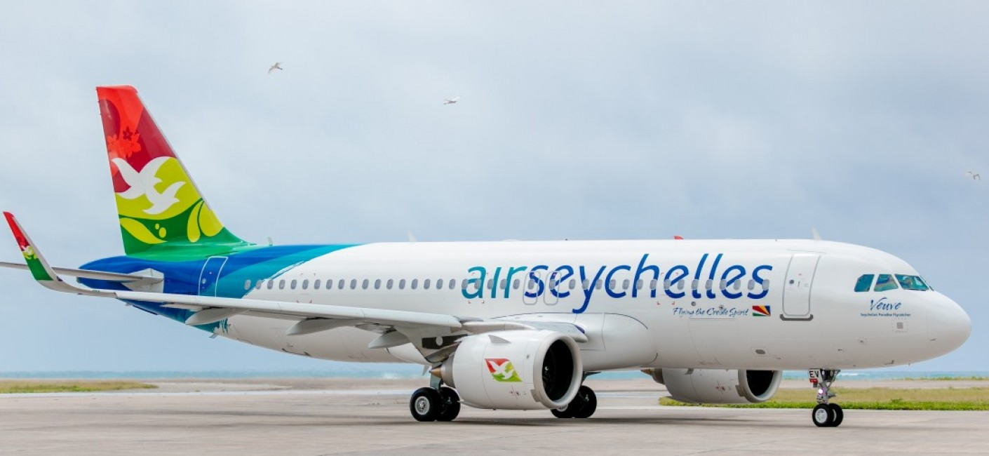 Air Seychelles outbound flights to Chennai during the COVID-19 pandemic to and from Seychelles