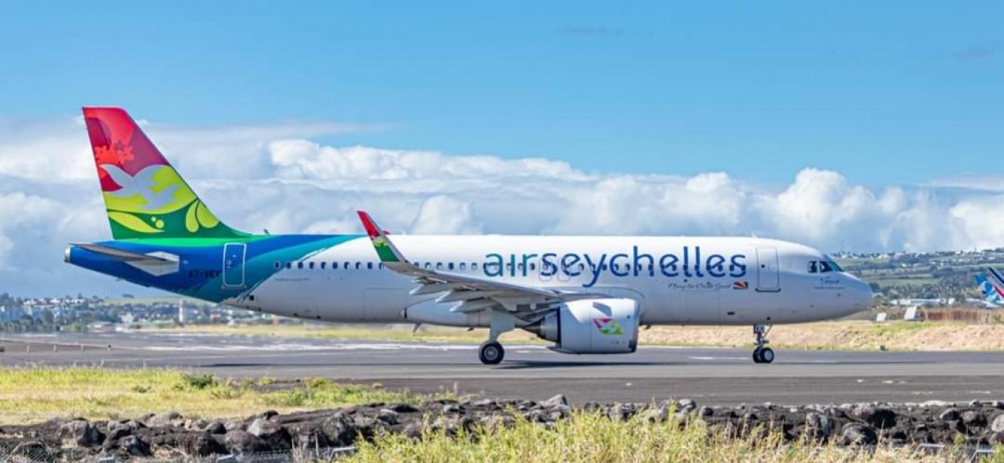 Air Seychelles India Special Flights Cargo Covid-19