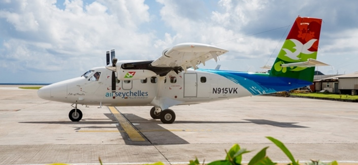 Air Seychelles to resume domestic service in May after COVID-19 pandemic