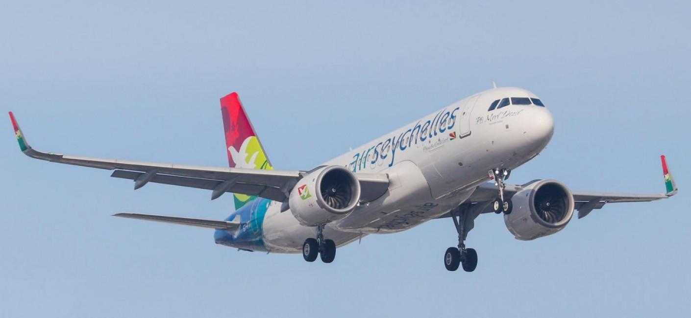 Photo credits at Blake Donovan at BDAviation - Air Seychelles Dubai Flights