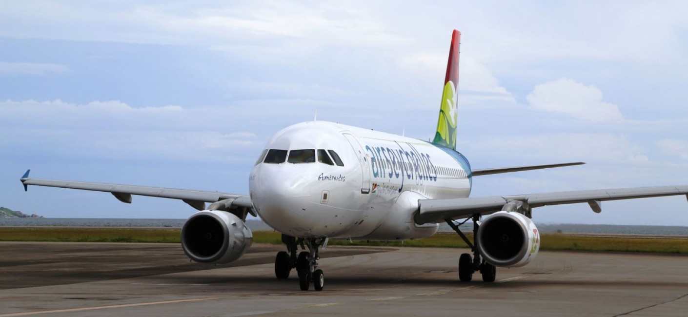 Air Seychelles flies between Mumbai and Seychelles four-times-per-week on a modern Airbus A320 aircraft