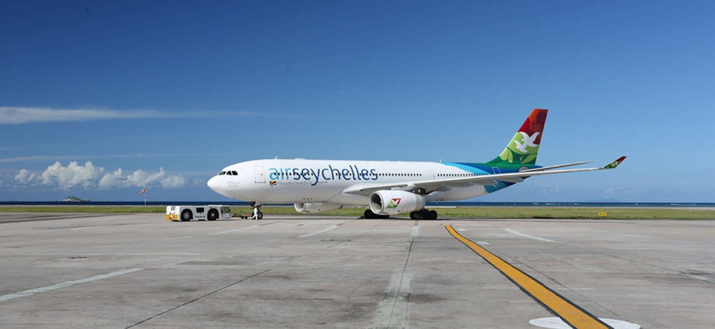 Air Seychelles Airbus A330-200 will fly non-stop to Paris CDG from July 2015