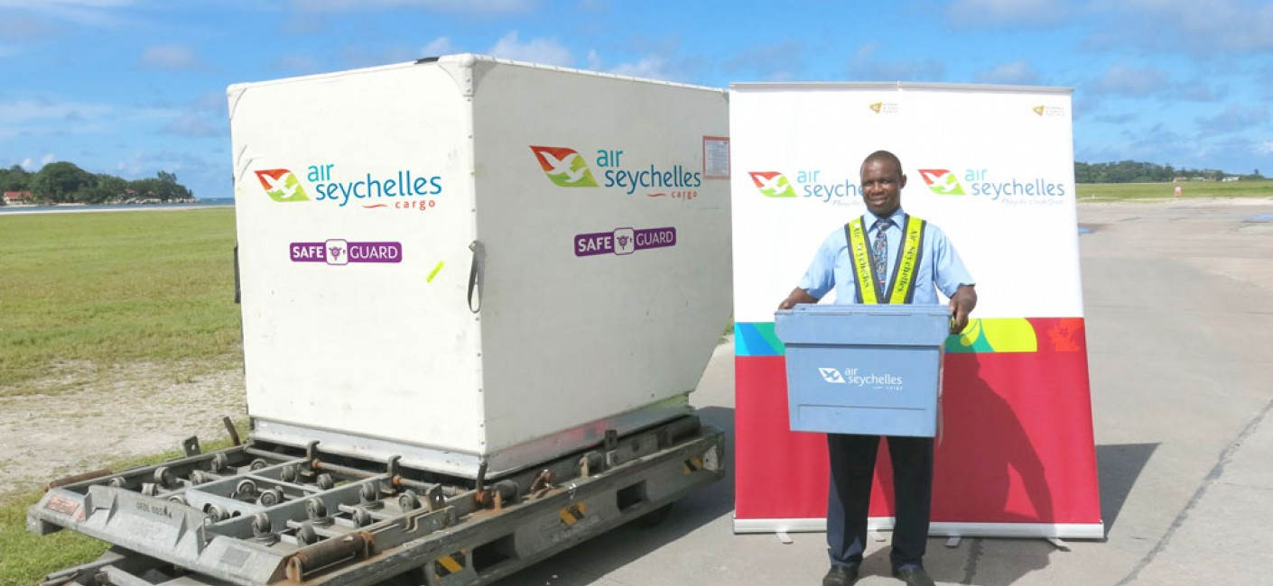 Air Seychelles Cargo has unveiled SafeGuard, a highly secure air freight service