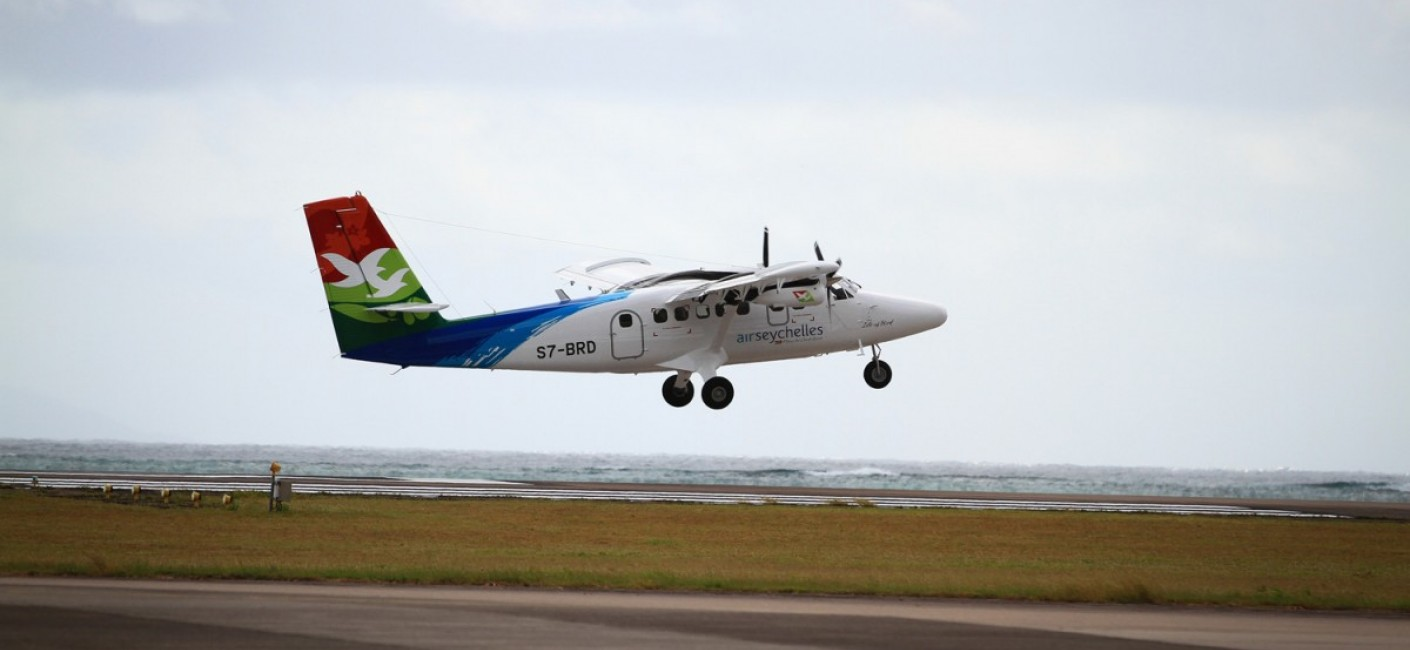 Air Seychelles will operate 21 additional return flights between Mahé and Praslin to facilitate travel for the Feast of Assumption