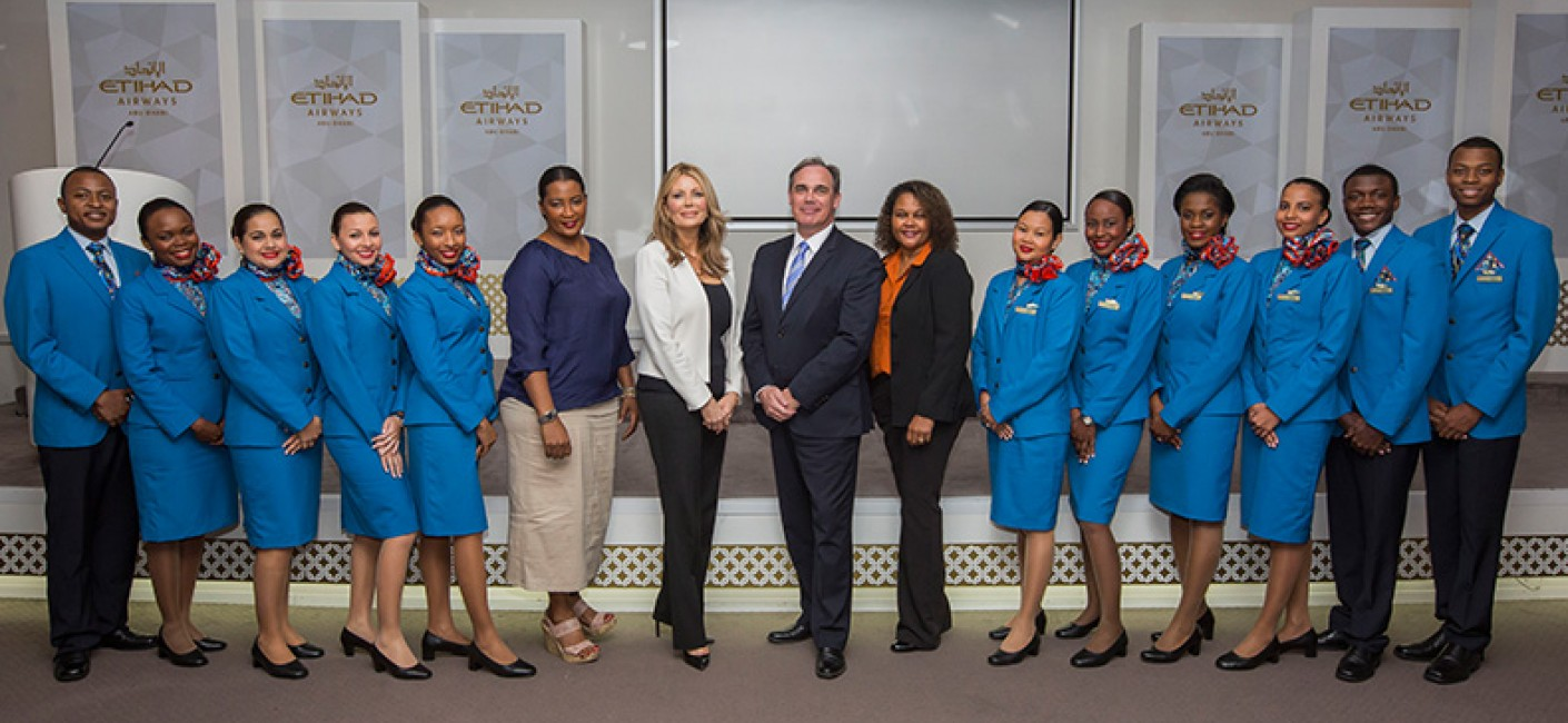 Air Seychelles cabin crew graduation