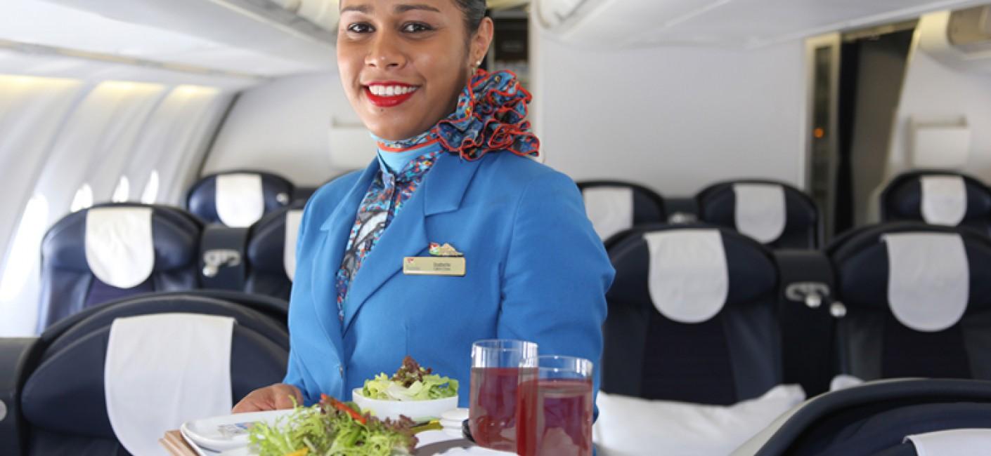 Air Seychelles cabin crew