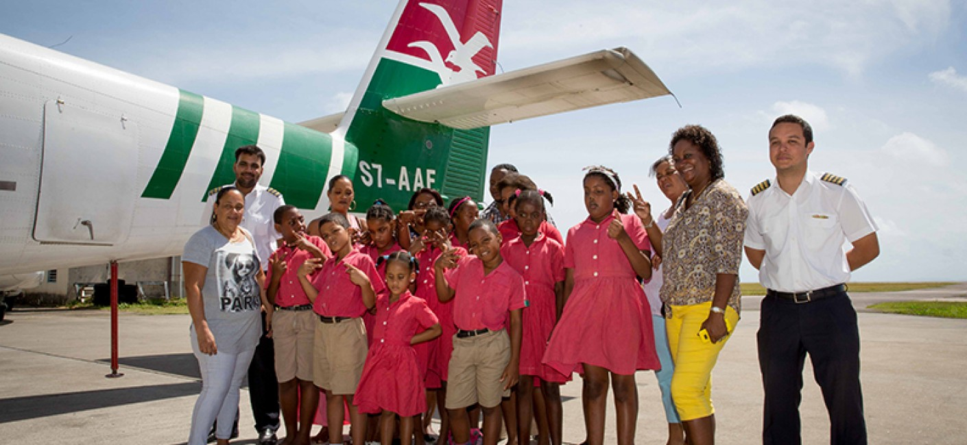 Air Seychelles domestic