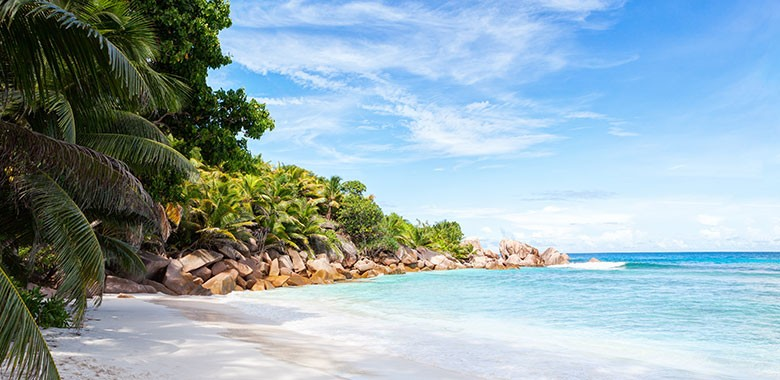 Flights to Seychelles