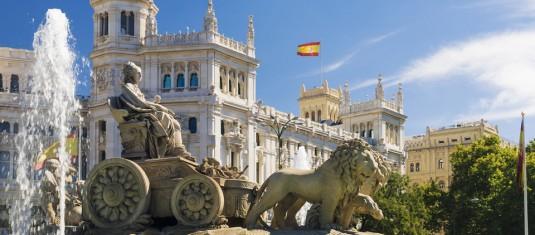 Flights to Madrid