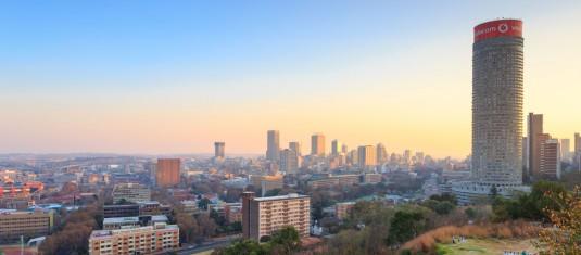 Johannesburg with Air Seychelles