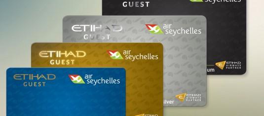 Air Seychelles Etihad Guest