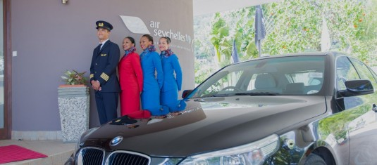 Air Seychelles VIP services